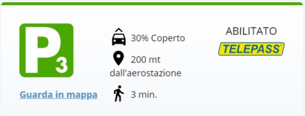 Aeroporto Bologna: Parcheggio 3