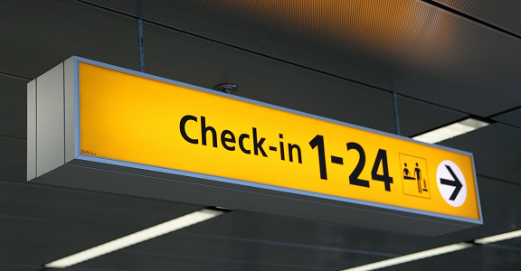 Check in online Thai Airways