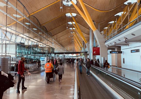 Aeroporto di Madrid Barajas