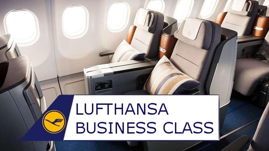 Servizi business Lufthansa: Scopri quali sono sia per corto che per lungo raggio