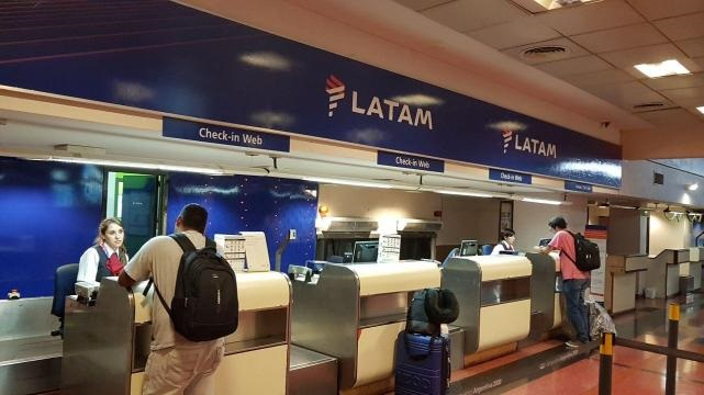 Check-in-Latam