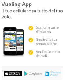 App Vueling Airlines