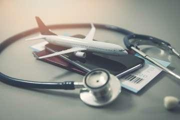 Rimborso del biglietto aereo per motivi di salute