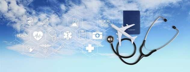 Iran Air. Richiedi il rimborso del biglietto aereo per motivi di salute grazie alla nostra assistenza online