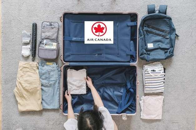 Bagaglio danneggiato air canada. assistenza gratuita in caso di bagaglioi danneggiato da air canada.