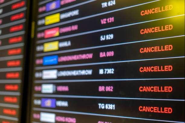 Volo cancellato da Air portugal.