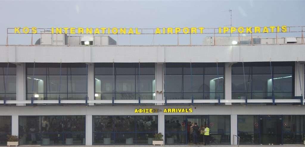 aeroporto di kos. Tutte le info utili su come arrivare all'aeroporto.