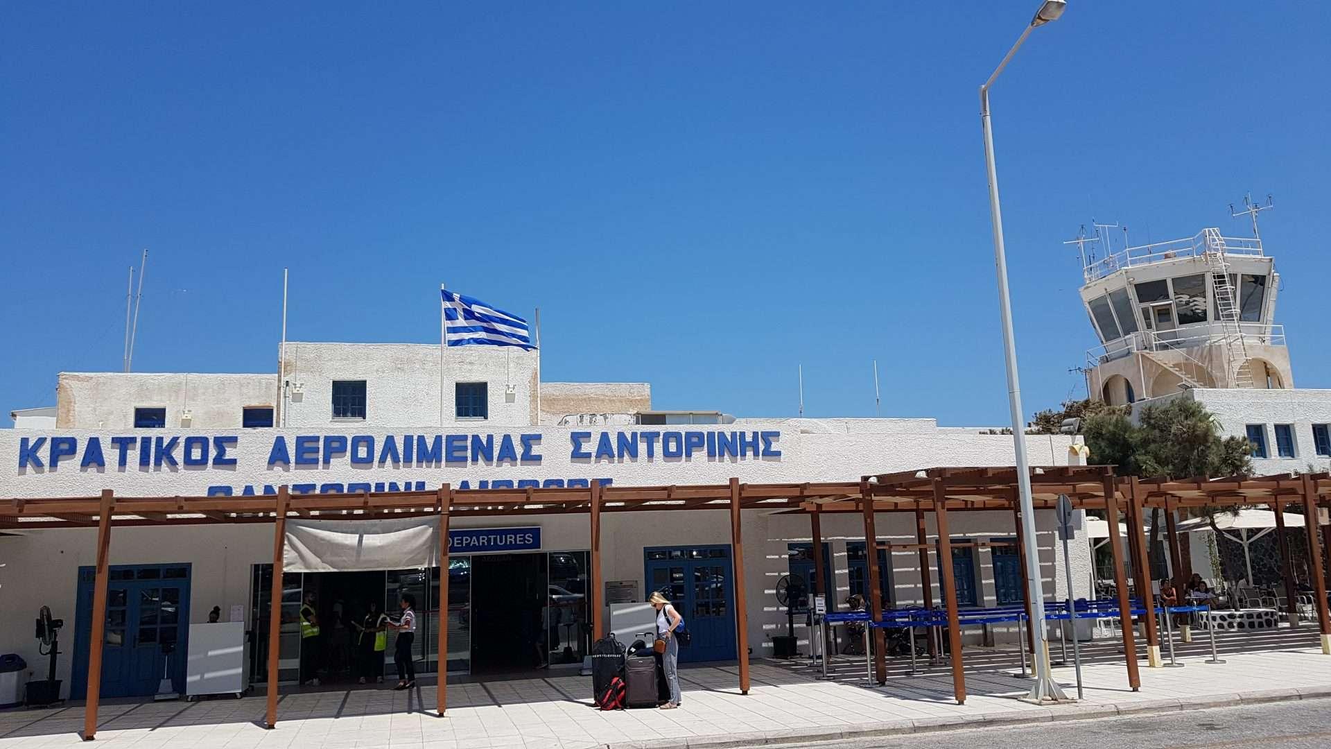 Santorini Aeroporto: Tutte le info utili
