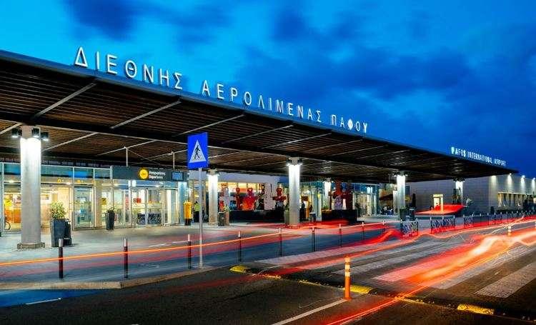 aeroporto di paphos