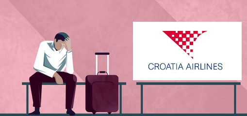 Ritardo volo Croatia Airlines