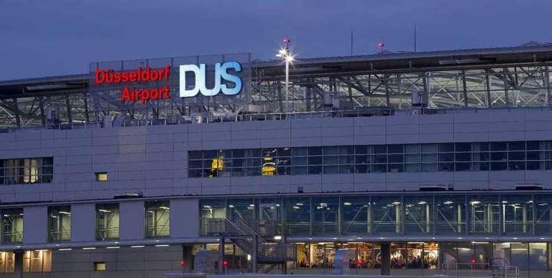 Aeroporto di Dusseldorf