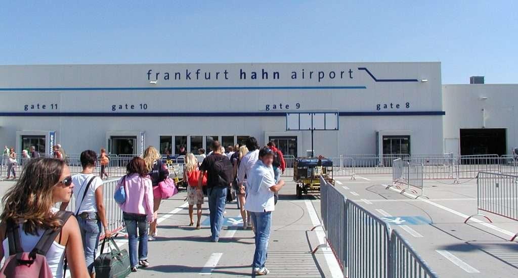 aeroporto di francoforte hahn