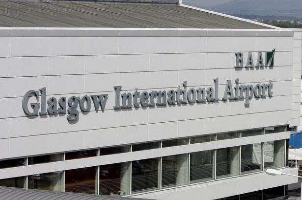 aeroporto di Glasgow