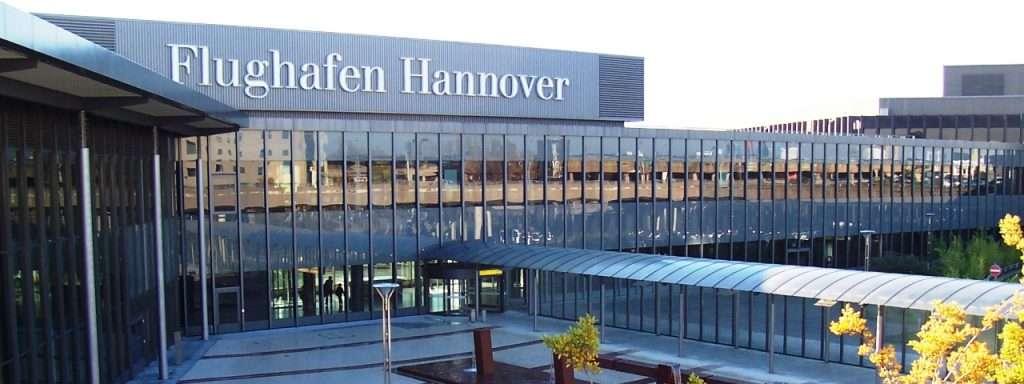 aeroporto di Hannover