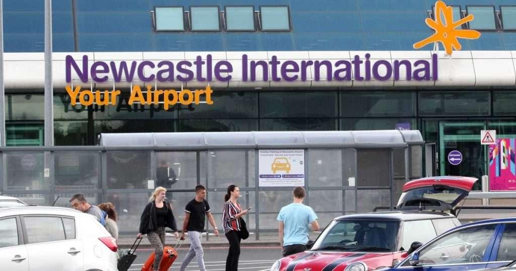 aeroporto di newcastle