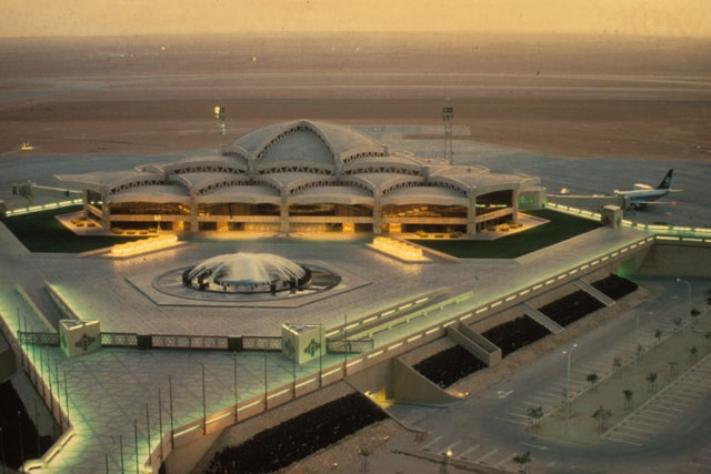 aeroporto di Ryad