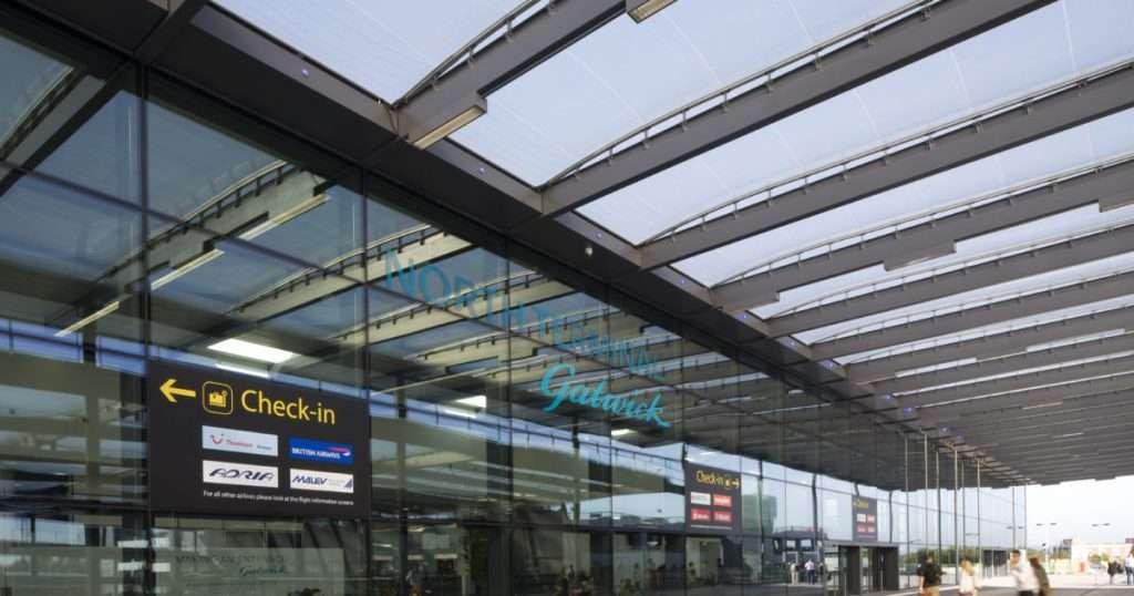 aeroporto di londra gatwick