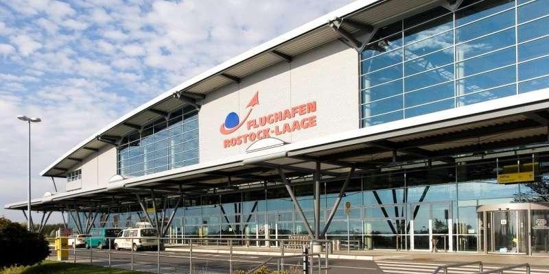 Aeroporoto di Rostock