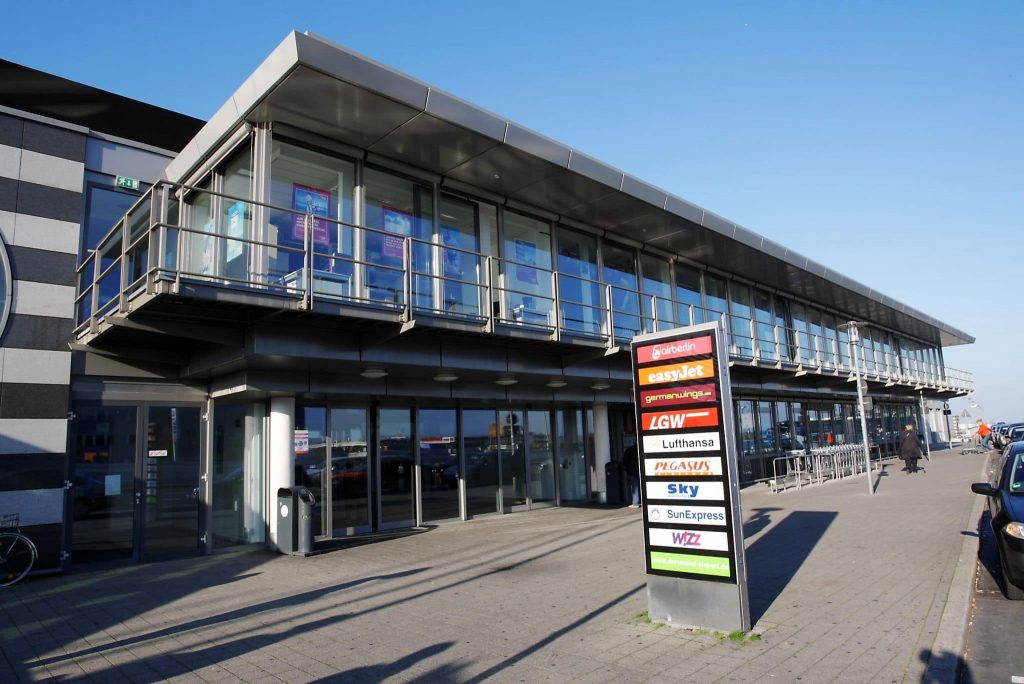 aeroporto di Dortmund
