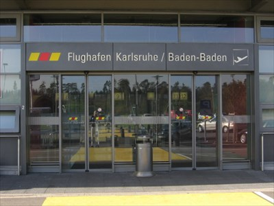 aeroporto di baden baden