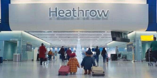 AEROPORTO DI LONDRA HEATRHOW