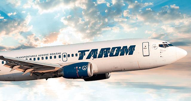 volo cancellato Tarom