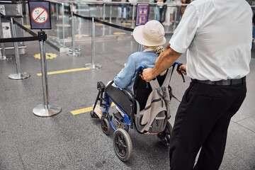 Assistenza disabili Lufthansa