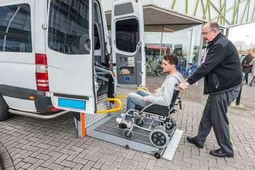 Assistenza vueling per disabili