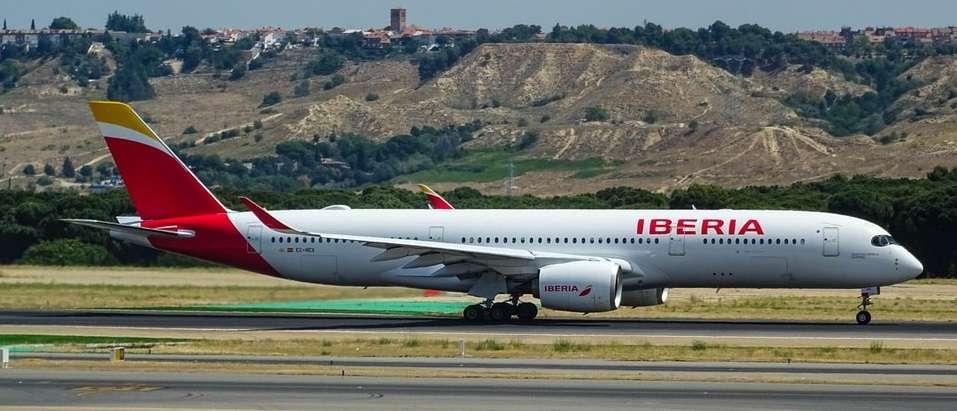 Volo cancellato da Iberia