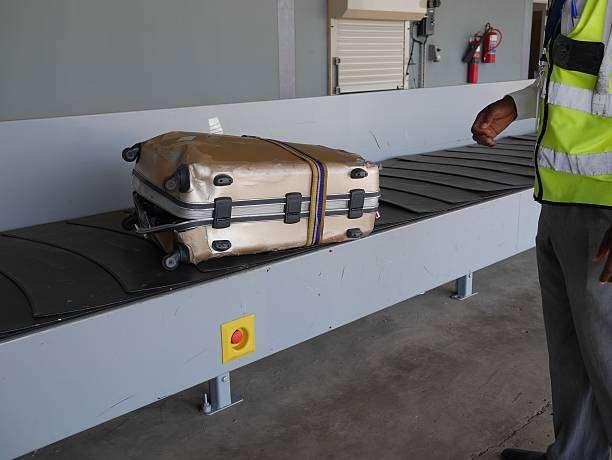 bagaglio danneggiato da Volotea